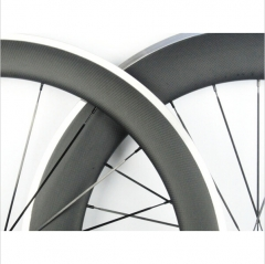 VB-RW-88mm carbon clincher with alloy brake side 23mm width